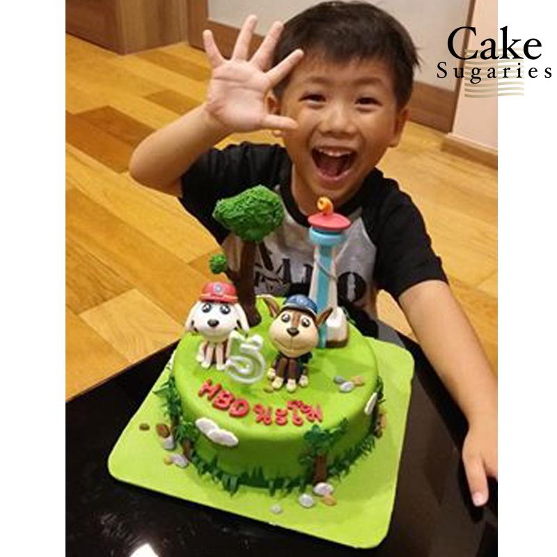 เค้กวันเกิดเด็ก 26