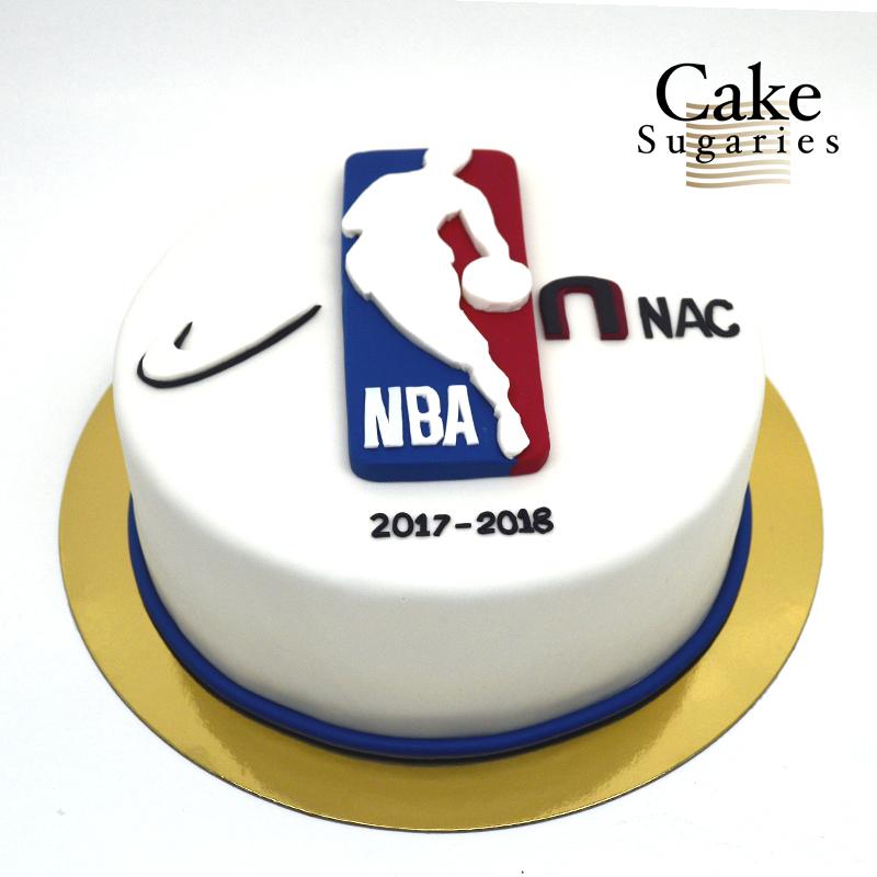 Basketball cake 02