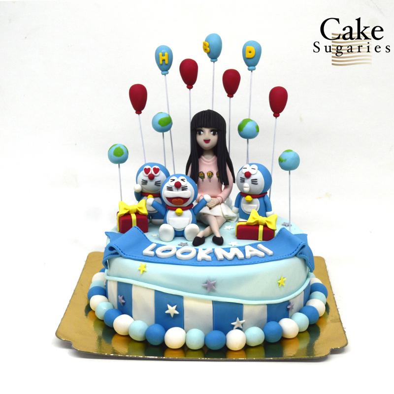 เค้กโดเรมอน 01