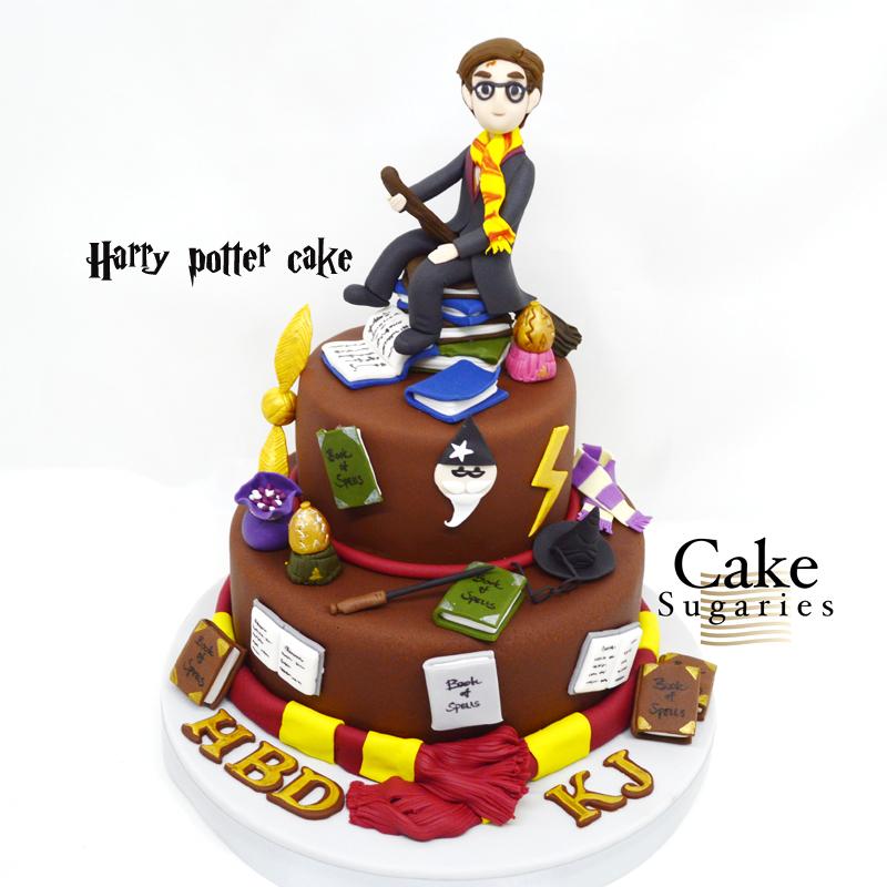 Harry potter cake 02