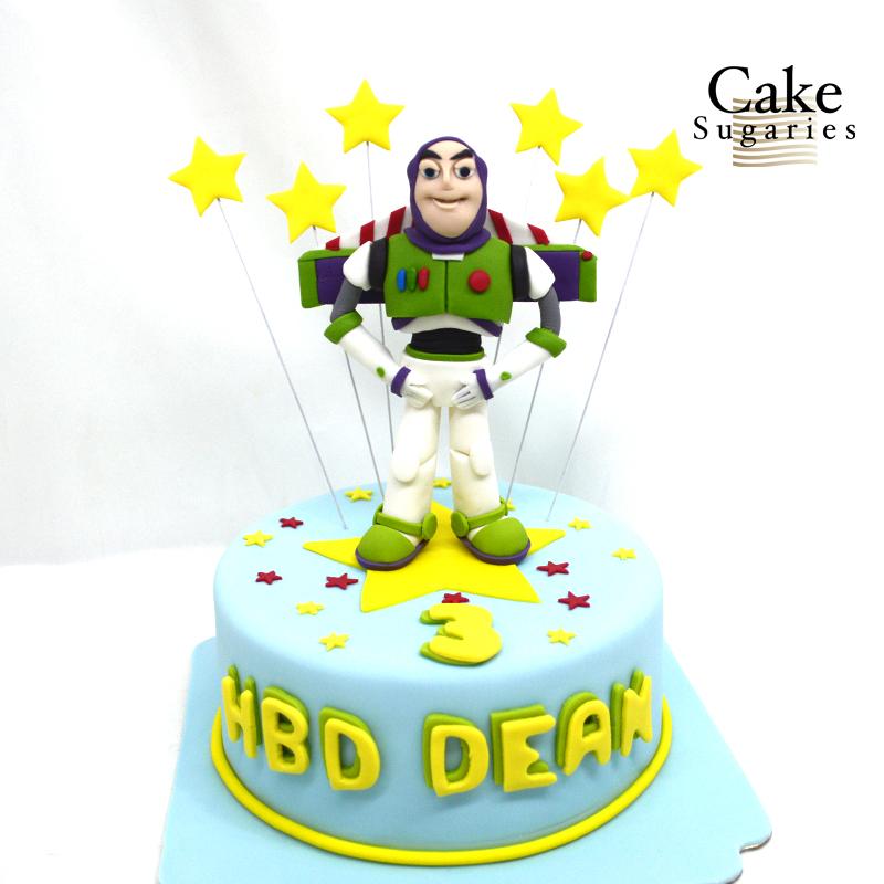 Toy story cake 01