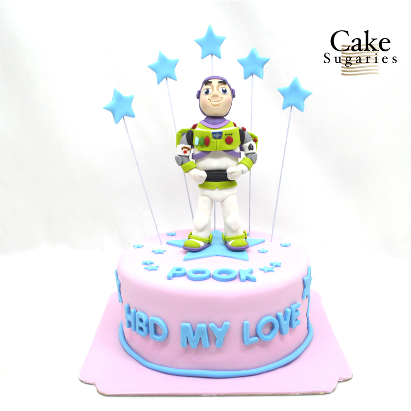Toy story cake 04