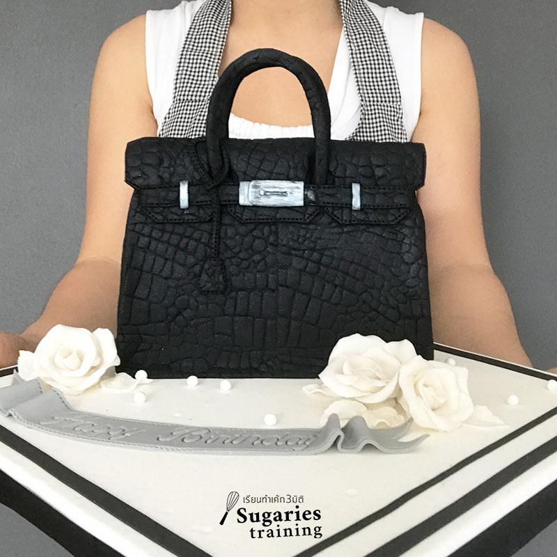 handbag cake tutorial 03