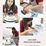 เรียนทำเค้ก3มิติ 05
