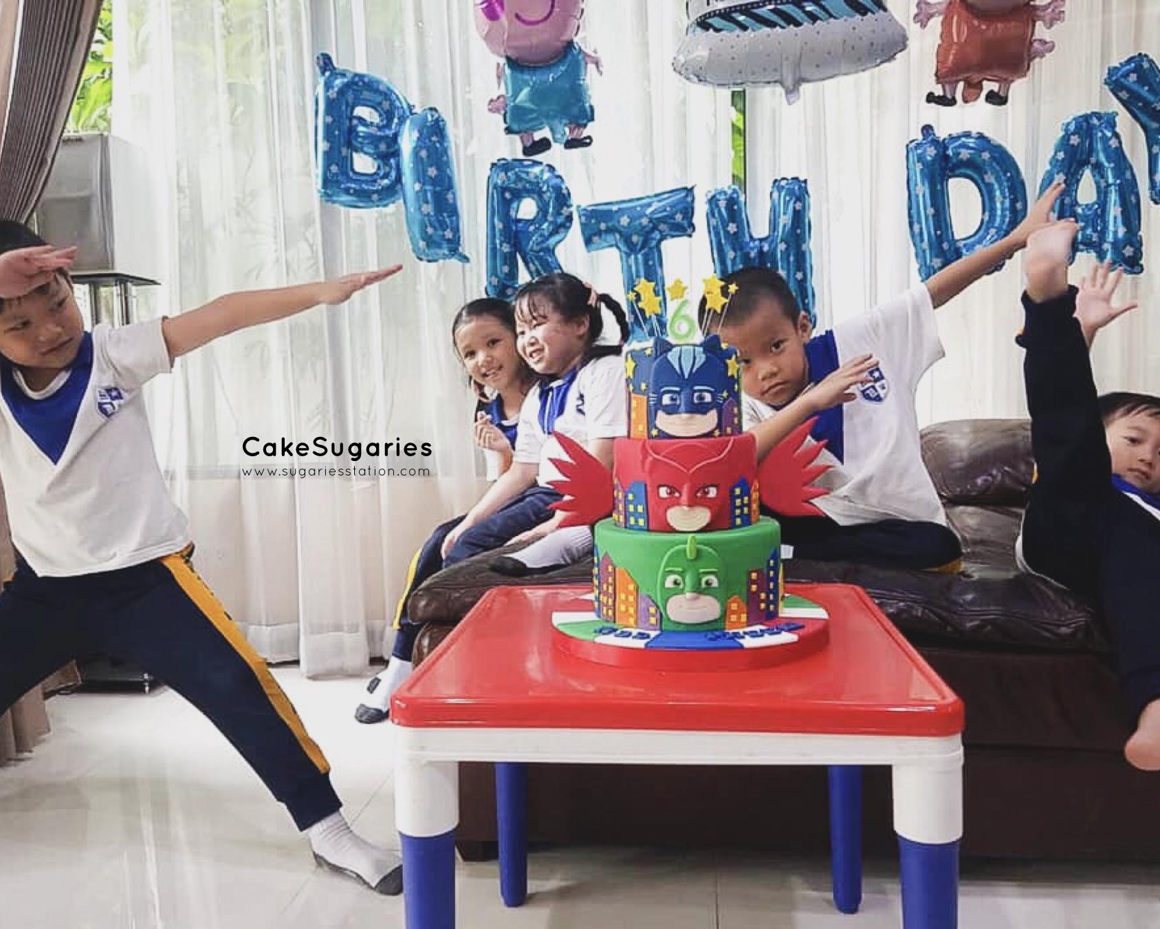 รีวิวเค้กในงานวันเกิด ไอเดียเค้กวันเกิด