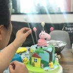 เรียนทำเค้ก