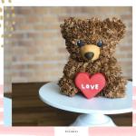 เค้กหมี 08