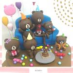 เค้กหมี 12
