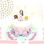 Bear cake 01