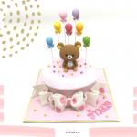 Bear cake 02