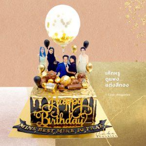 เค้กสีทอง 03