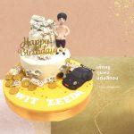 เค้กสีทอง 09