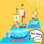 One piece cake