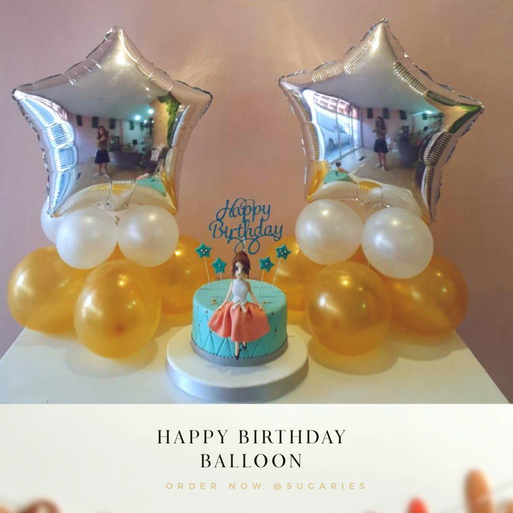 Balloon Star